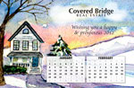 Covered Bridge realty calendar